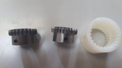 """Hytrol 4A 5/8""""x3/4"""" coupling kit"""