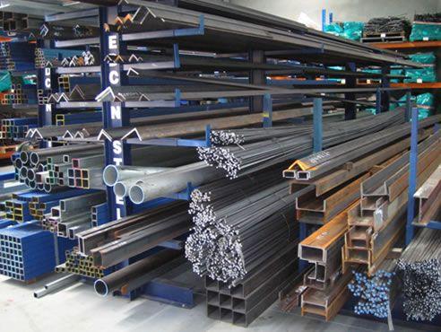 CMS Steel Shop